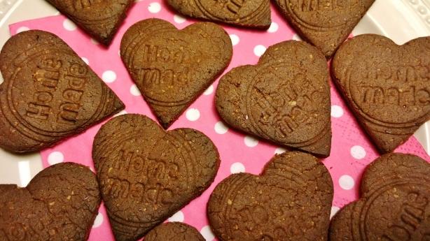chocolade quinoa koekjes (2)