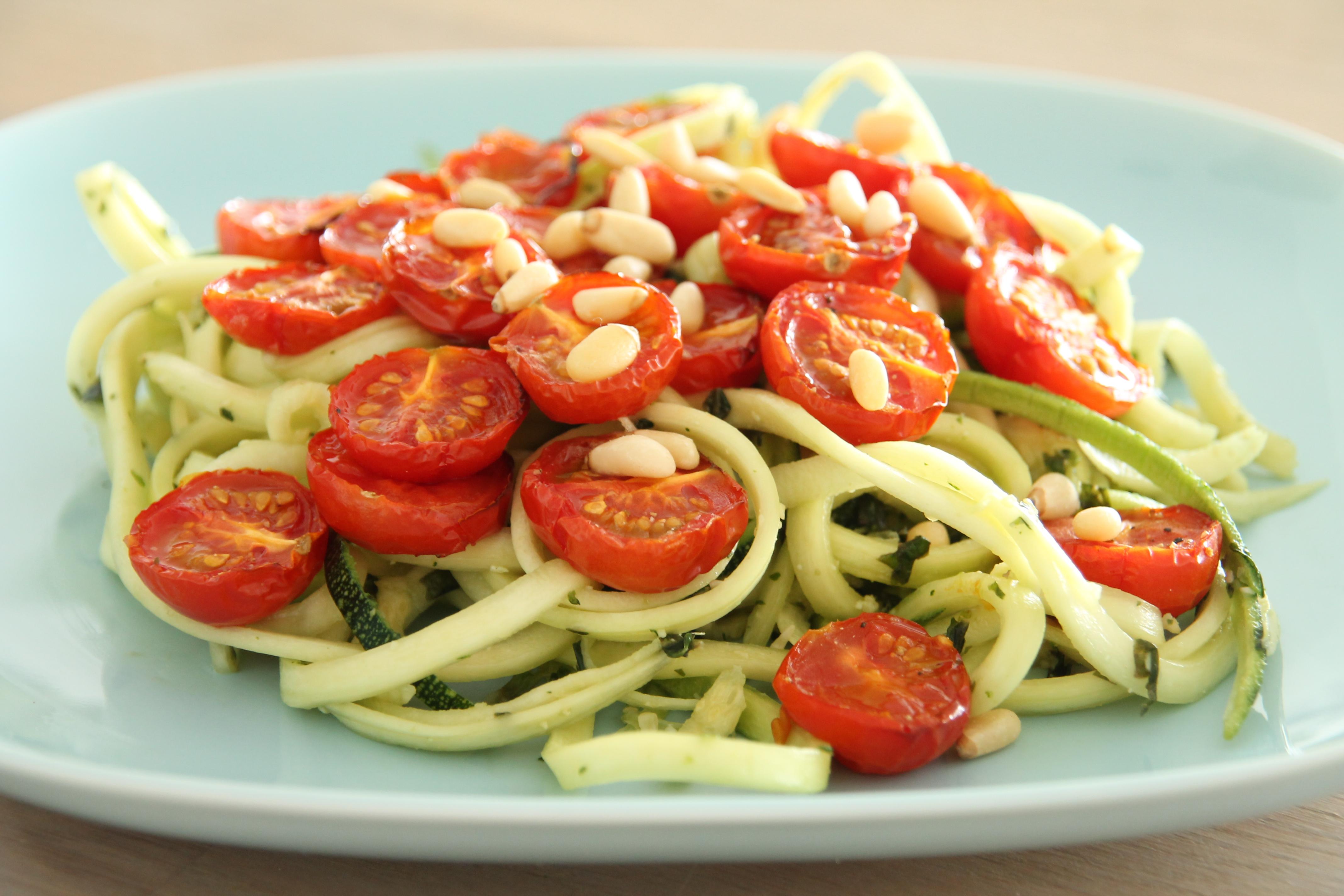 courgette als pasta