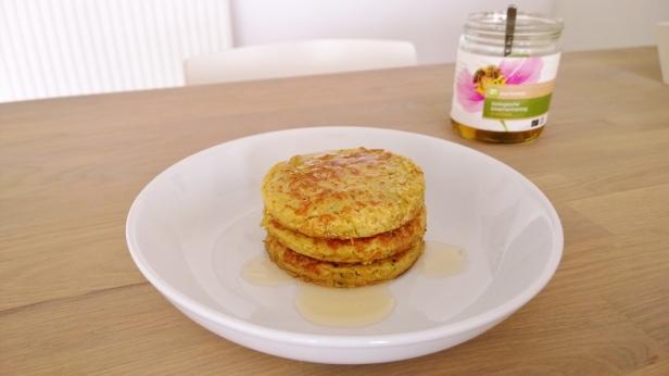 courgette wortel pannenkoekjes (7)