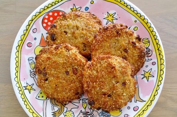 gierstvlokken koekjes (1)