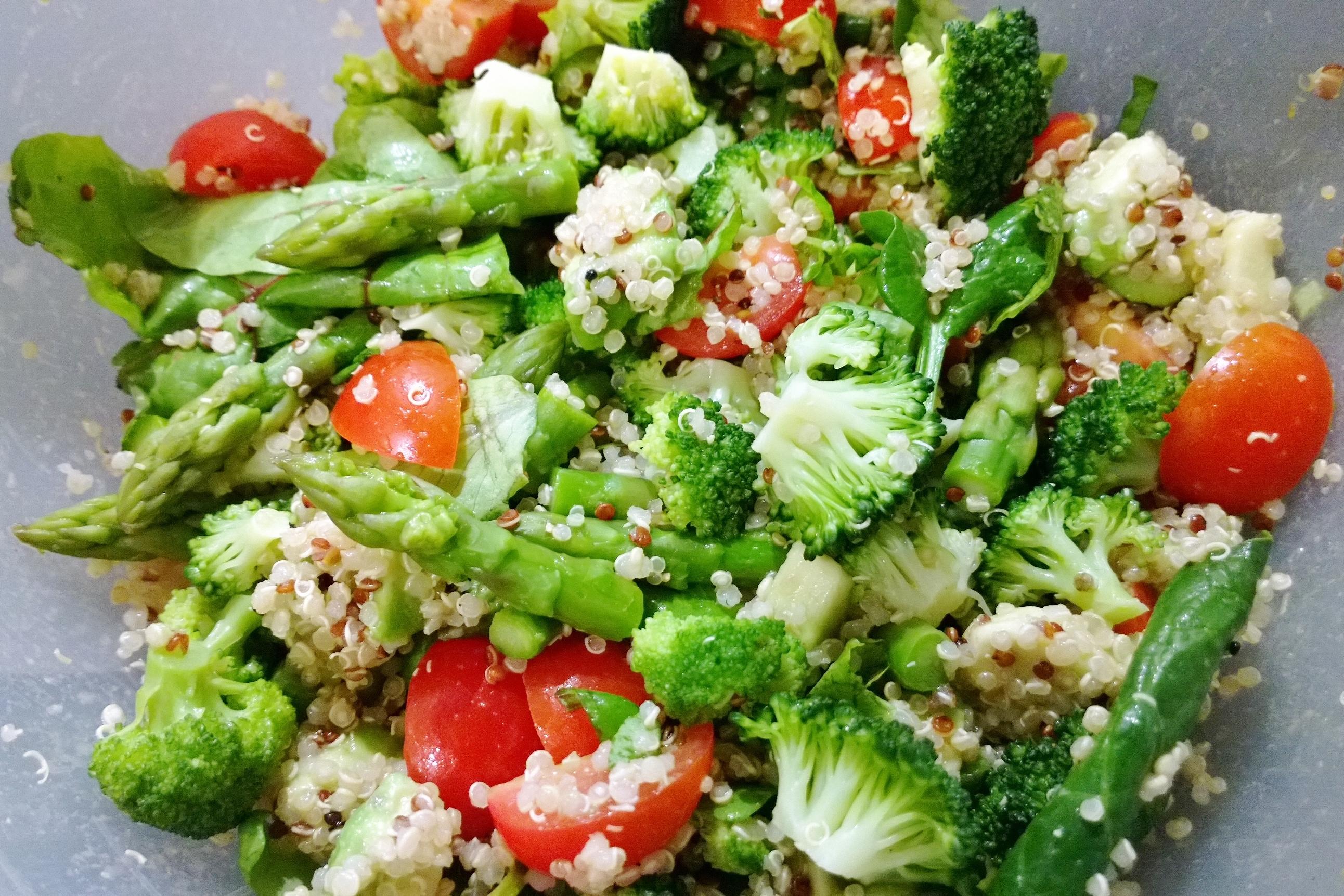 is quinoa gezond