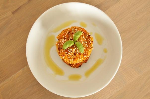 quinoa-zoete aard burgers (4)