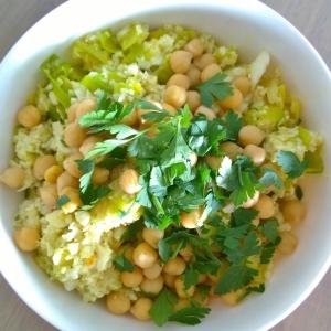 prei curry bloemkoolrijst (2)