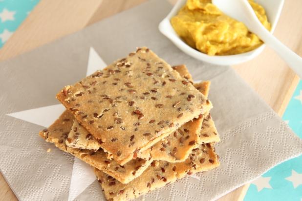 graanvrije crackers