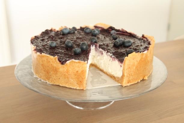 bosbes-limoen cheesecake (1)