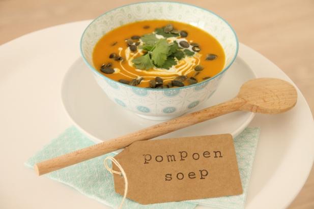 pompoen soep