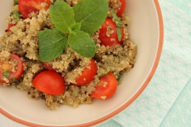 quinoa risotto aubergine tomaatjes munt (2).JPG